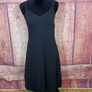 Patagonia black dress